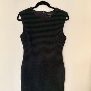 NWT Banana Republic Black Sleeveless Dress